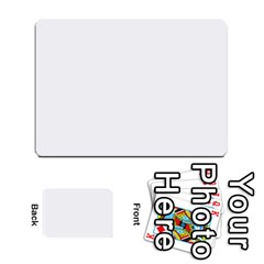 Emoi By Alexcore   Multi Purpose Cards (rectangle)   0ihub9lc9fo6   Www Artscow Com Back 7