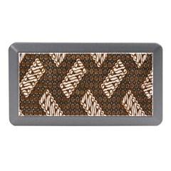 Batik Cap Truntum Kombinasi Memory Card Reader (Mini) by AnjaniArt