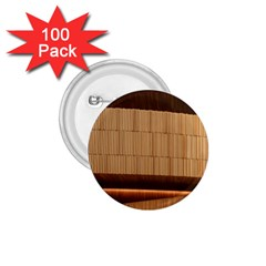 Architecture Art Boxes Brown 1 75  Buttons (100 Pack)