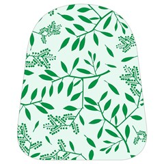 Leaves Foliage Green Wallpaper School Bags (small)  by Amaryn4rt