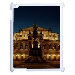 Dresden Semper Opera House Apple Ipad 2 Case (white) by Amaryn4rt