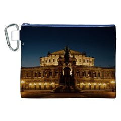 Dresden Semper Opera House Canvas Cosmetic Bag (xxl)