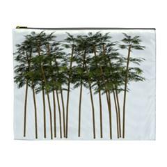 Bamboo Plant Wellness Digital Art Cosmetic Bag (xl) by Amaryn4rt
