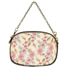 Background Page Template Floral Chain Purses (one Side)  by Amaryn4rt