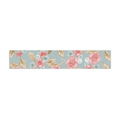 Background Page Template Floral Flano Scarf (mini) by Amaryn4rt