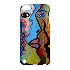 Graffiti Wall Color Artistic Apple Ipod Touch 5 Hardshell Case