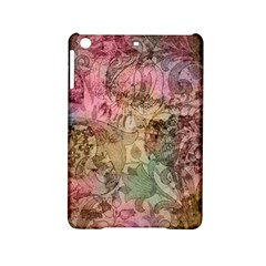 Texture Background Spring Colorful Ipad Mini 2 Hardshell Cases by Amaryn4rt