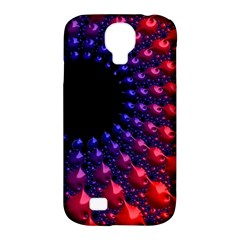 Fractal Mathematics Abstract Samsung Galaxy S4 Classic Hardshell Case (pc+silicone) by Amaryn4rt