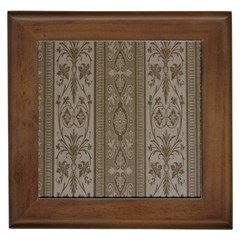 Cool Wall Bedroom Framed Tiles by AnjaniArt