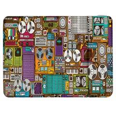 Rol The Film Strip Samsung Galaxy Tab 7  P1000 Flip Case by AnjaniArt