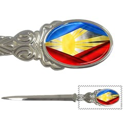 Blue Red Yellow Colors Letter Openers by Jojostore