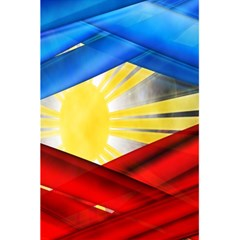 Blue Red Yellow Colors 5 5  X 8 5  Notebooks by Jojostore