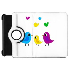 Bird Family Kindle Fire Hd 7  by Valentinaart