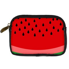 Watermelon  Digital Camera Cases by Valentinaart