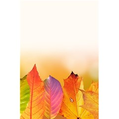 Autumn Leaves Colorful Fall Foliage 5 5  X 8 5  Notebooks by Amaryn4rt