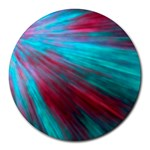 Background Texture Pattern Design Round Mousepads