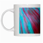 Background Texture Pattern Design White Mugs