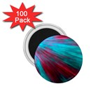 Background Texture Pattern Design 1.75  Magnets (100 pack)