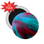 Background Texture Pattern Design 2.25  Magnets (10 pack)