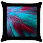Background Texture Pattern Design Throw Pillow Case (Black)
