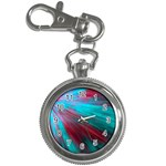 Background Texture Pattern Design Key Chain Watches