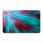 Background Texture Pattern Design Magnet (Rectangular)