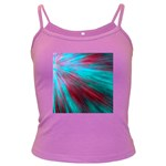 Background Texture Pattern Design Dark Spaghetti Tank