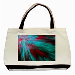 Background Texture Pattern Design Basic Tote Bag (Two Sides)