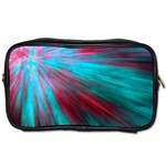 Background Texture Pattern Design Toiletries Bags 2-Side