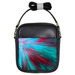 Background Texture Pattern Design Girls Sling Bags
