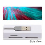 Background Texture Pattern Design Memory Card Reader (Stick)