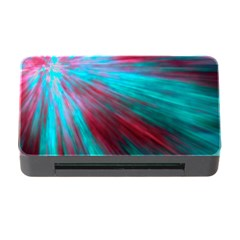 Background Texture Pattern Design Memory Card Reader With Cf by Amaryn4rt