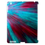Background Texture Pattern Design Apple iPad 3/4 Hardshell Case (Compatible with Smart Cover)