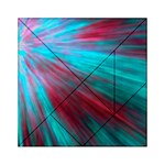 Background Texture Pattern Design Acrylic Tangram Puzzle (6  x 6 )