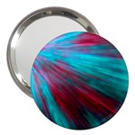 Background Texture Pattern Design 3  Handbag Mirrors