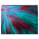 Background Texture Pattern Design Cosmetic Bag (XXXL)