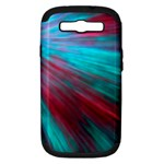 Background Texture Pattern Design Samsung Galaxy S III Hardshell Case (PC+Silicone)
