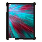 Background Texture Pattern Design Apple iPad 3/4 Case (Black)
