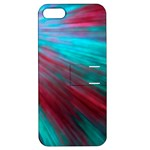 Background Texture Pattern Design Apple iPhone 5 Hardshell Case with Stand