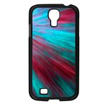 Background Texture Pattern Design Samsung Galaxy S4 I9500/ I9505 Case (Black)