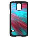 Background Texture Pattern Design Samsung Galaxy S5 Case (Black)