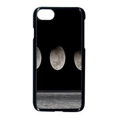 Moon Phase Apple Iphone 7 Seamless Case (black) by Jojostore