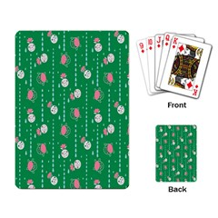 Pig Face Playing Card by Jojostore