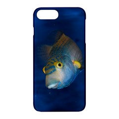 Fish Blue Animal Water Nature Apple Iphone 7 Plus Hardshell Case by Amaryn4rt