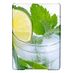 Cold Drink Lime Drink Cocktail Ipad Air Hardshell Cases by Amaryn4rt