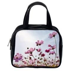 Flowers Plants Korea Nature Classic Handbags (One Side) by Amaryn4rt