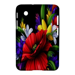 Flowers Bouquet Samsung Galaxy Tab 2 (7 ) P3100 Hardshell Case  by Jojostore