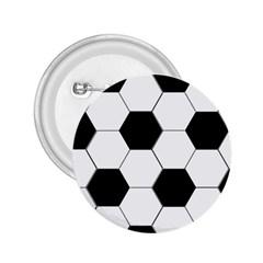 Foolball Ball Sport Soccer 2 25  Buttons by Jojostore