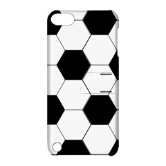 Foolball Ball Sport Soccer Apple Ipod Touch 5 Hardshell Case With Stand by Jojostore