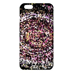 Mosaic Colorful Abstract Circular Iphone 6 Plus/6s Plus Tpu Case by Amaryn4rt